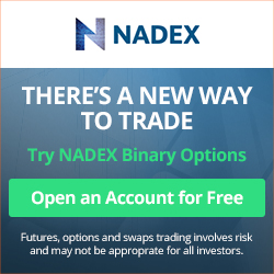 Nadex Binary Options USA
